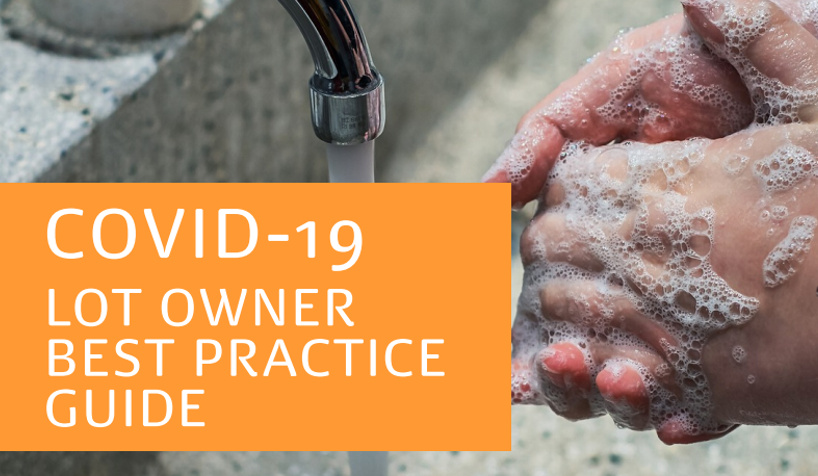 COVID-19 – Lot Owner Best Practice Guide